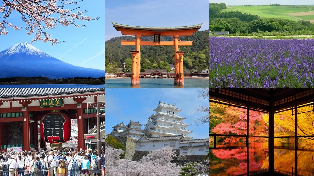 Japan Travel Guide Tourist Spot Culture Let S Travel Around Japan