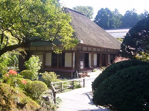 Main Hall of Entsuin