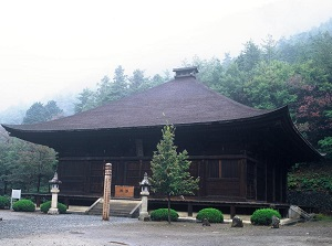 Yakushido temple of Daizenji