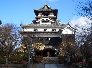 Castle tower of Inuyama Castle
