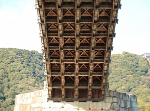 Structure of Kintai Bridge