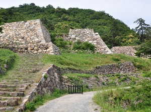 Ruin of Tottori Castle