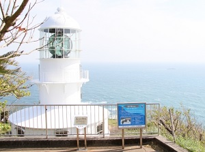 Lighthouse of Cape Muroto